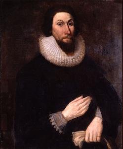 John Winthrop (1587-1649), Governor of Massachusetts Bay Colony