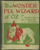 The Wonderful Wizard of Oz serves as an example for this lesson in literary analysis.