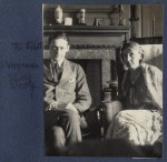 T.S. Eliot and Virginia Woolf were friends who influenced each other's works.