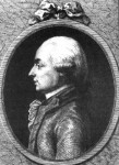 J. Hector St. John de Crèvecoeur From Lettres d'un cultivateur américain (the French edition of Letters from an American Farmer, published by Cuchet in Paris, 1784), via Wikimedia Commons.