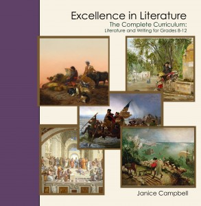 Excellence in Literature: a self-directed study of the great books--no teacher's manual required!