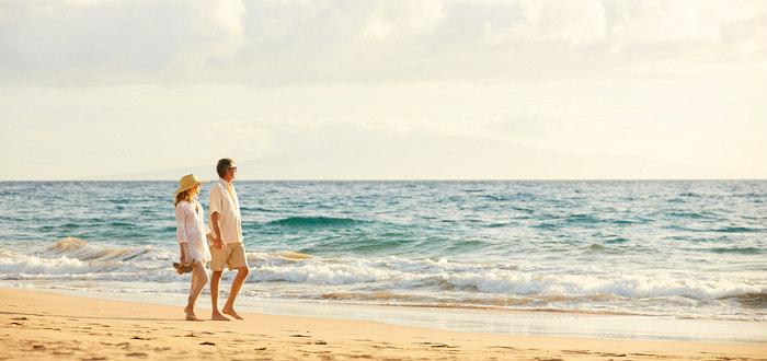25th Anniversary Vacation Ideas Warm Usa Beach Getaways Packages