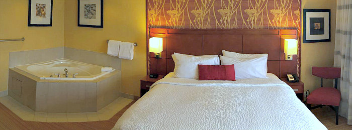 Maryland Hot Tub Suites  Hotel Rooms  Inns with Whirlpool Tubs