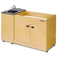 Ozark RiverPortable Hygienic Changing Table With Single ...