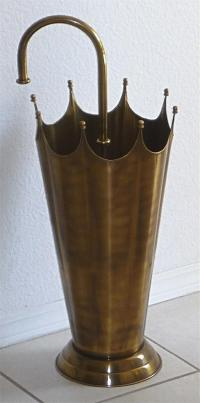 Brass Umbrella Stand 3377
