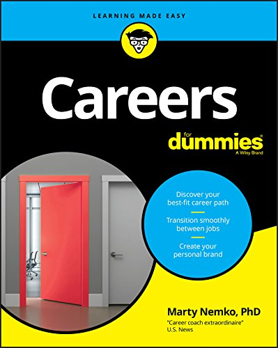 Carees for Dummies Book Cover