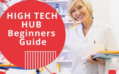High Tech Hub Training for Beginners