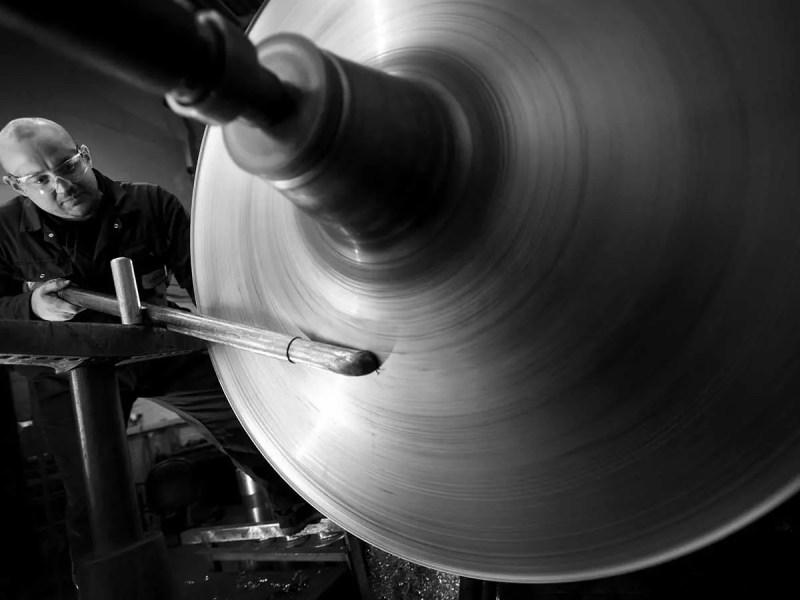 Hand Metal Spinning