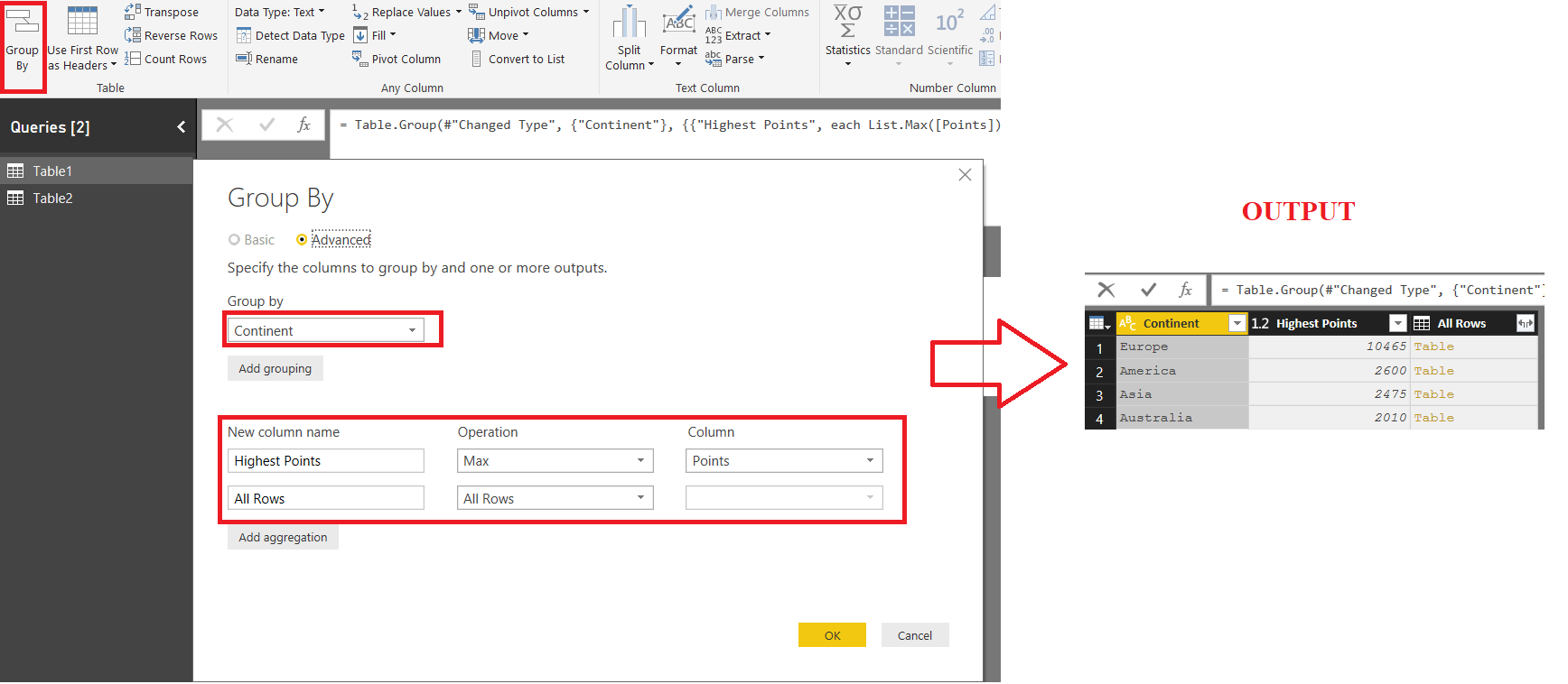 """Getting the TOP Rows per Category -DAX VS Power Query """"M"""" – Power BI & Excel are better together"""