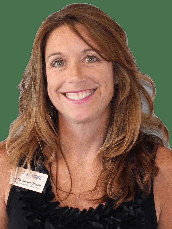 Kathleen P. Sarver-Glejzer, PTA Headshot