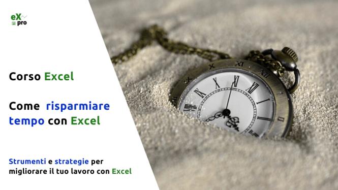 Cosa sarai in grado di fare Corsi Excel Avanzati