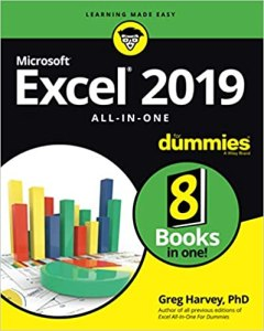 Excel 2019 all in one