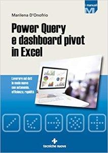 power query e dashboard pivot
