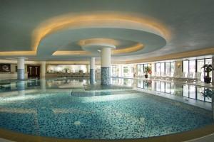 Grand Hotel Excelsior Malta  Outdoor pool  5 Star Hotel Malta  Valletta Hotel Malta