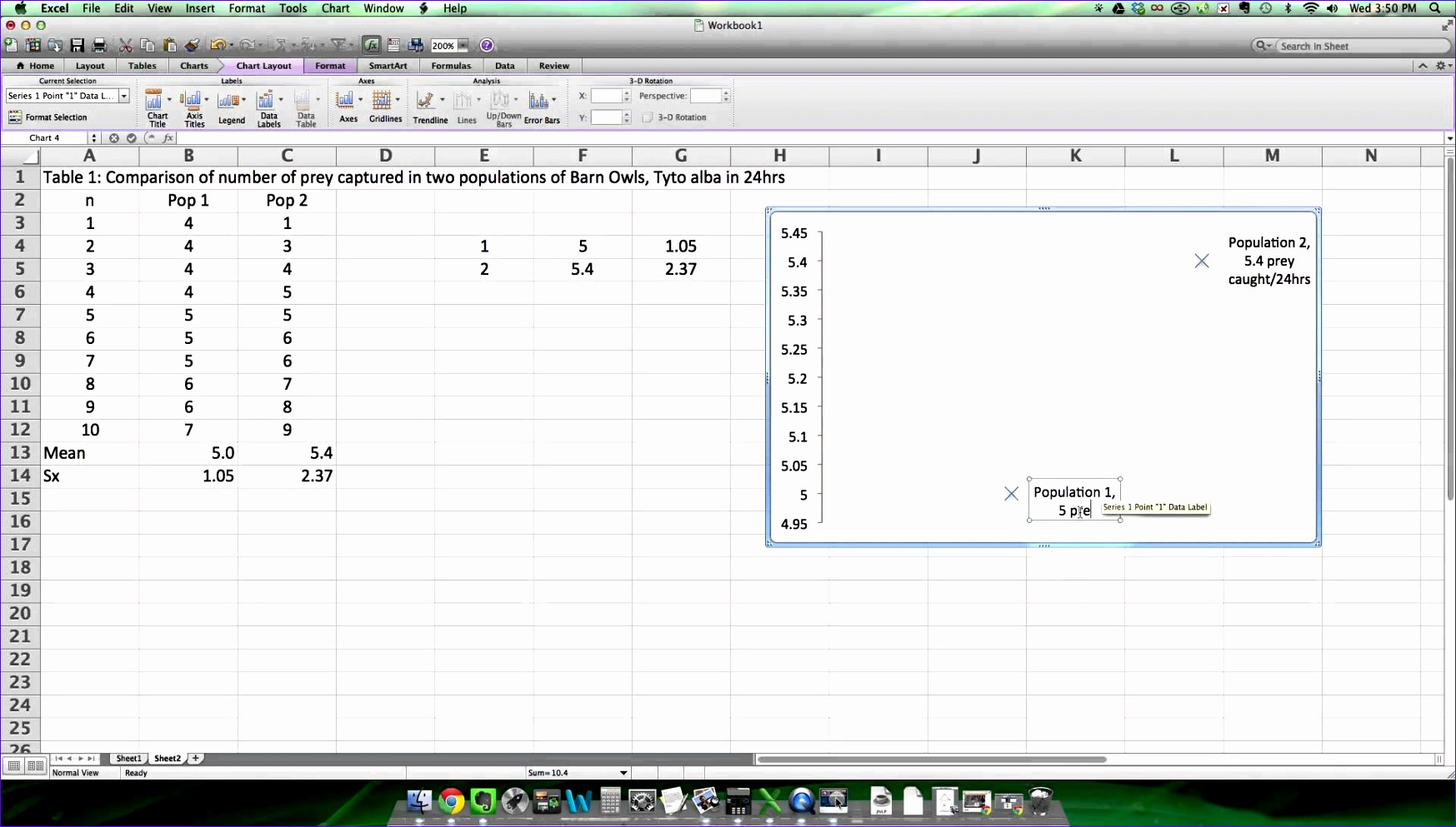 5 Bell Curve Excel Template