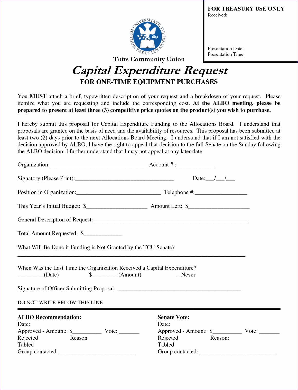 9 Capital Budgeting Excel Template