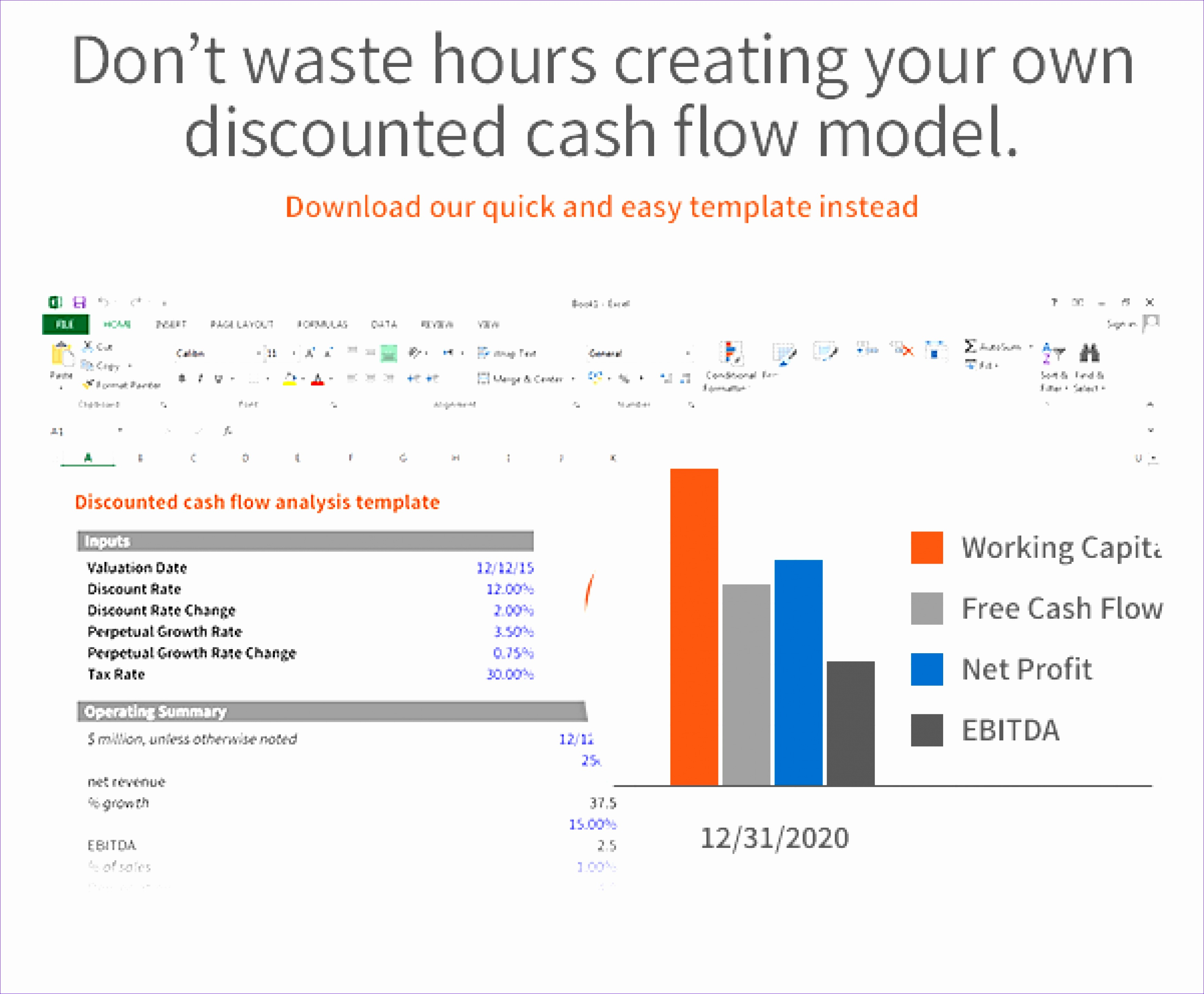 11 Cash Flowysis Excel Template