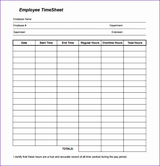 12 Daily Timesheet Template Excel 2010 ExcelTemplates ExcelTemplates