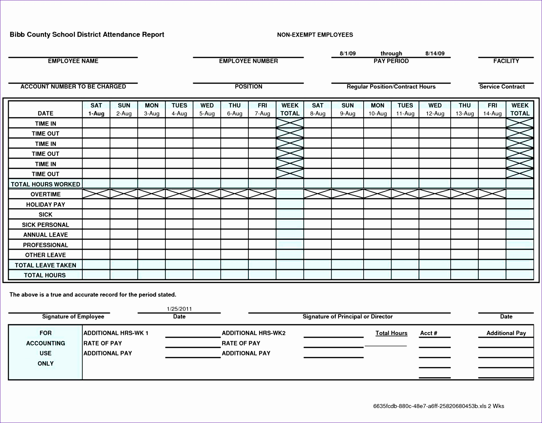 5 Excel Template Financial Statement