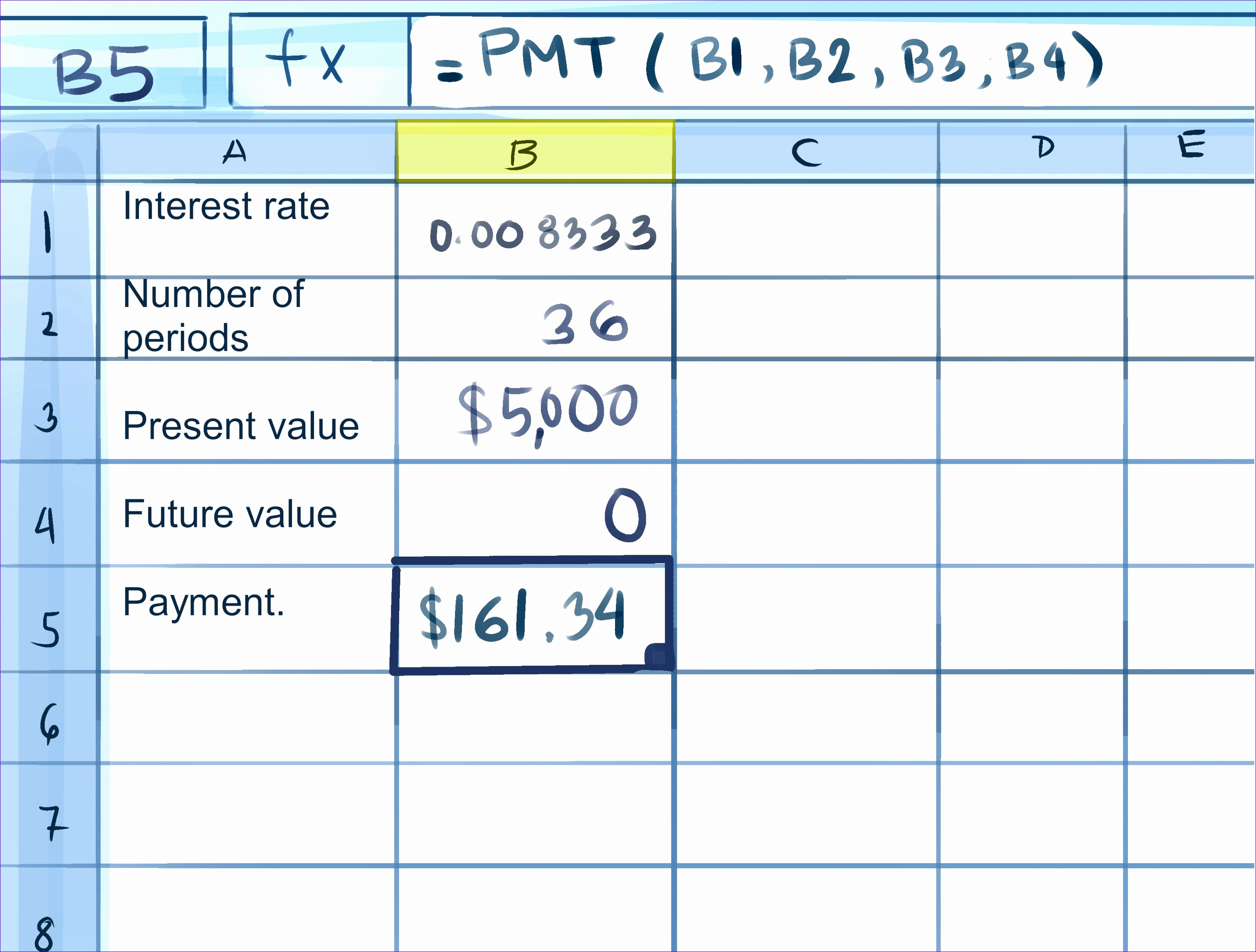 10 Loan Amortization Template Excel