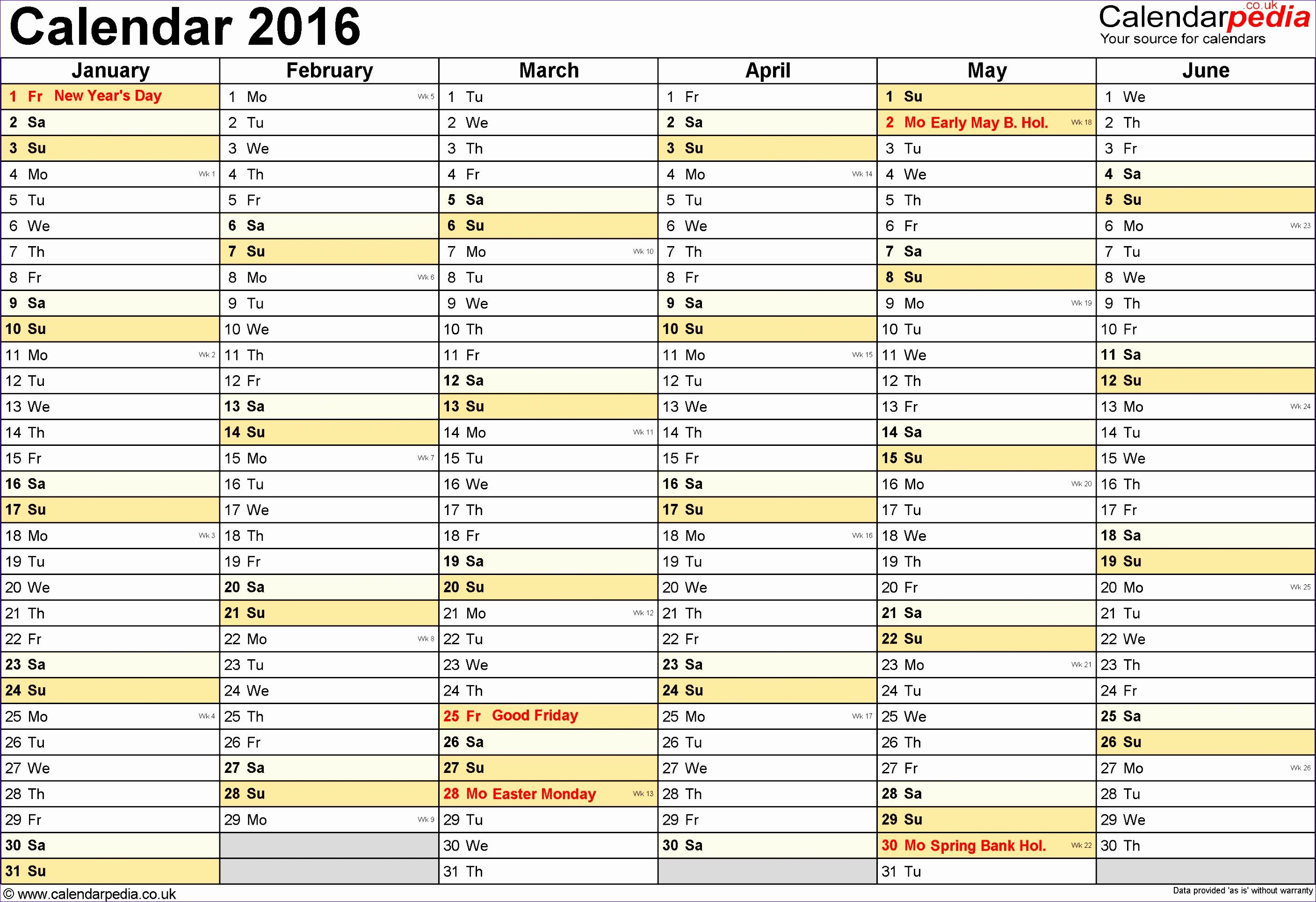 6 Microsoft Excel Gantt Chart Template