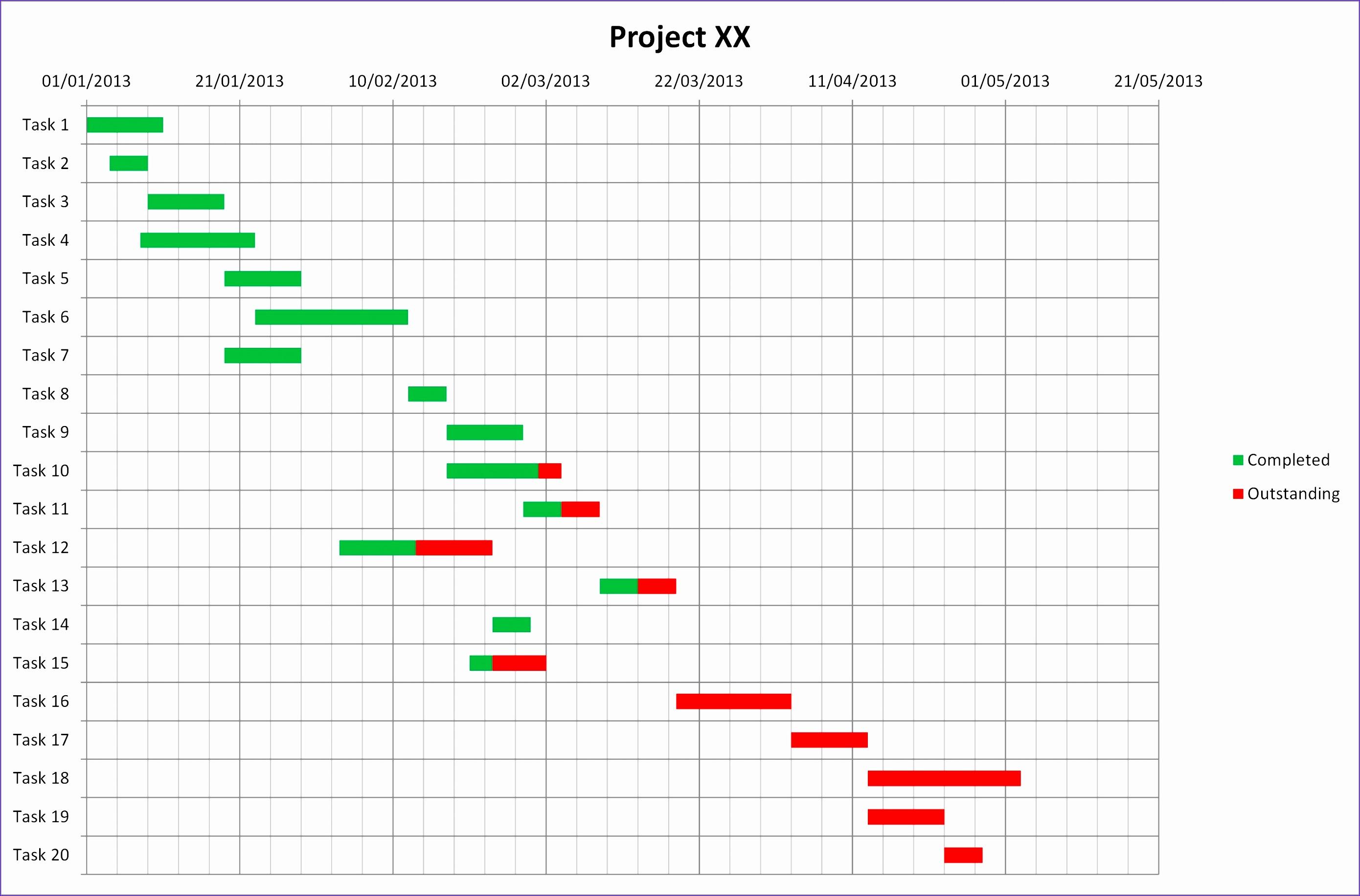 6 Raci Matrix Template Excel Download