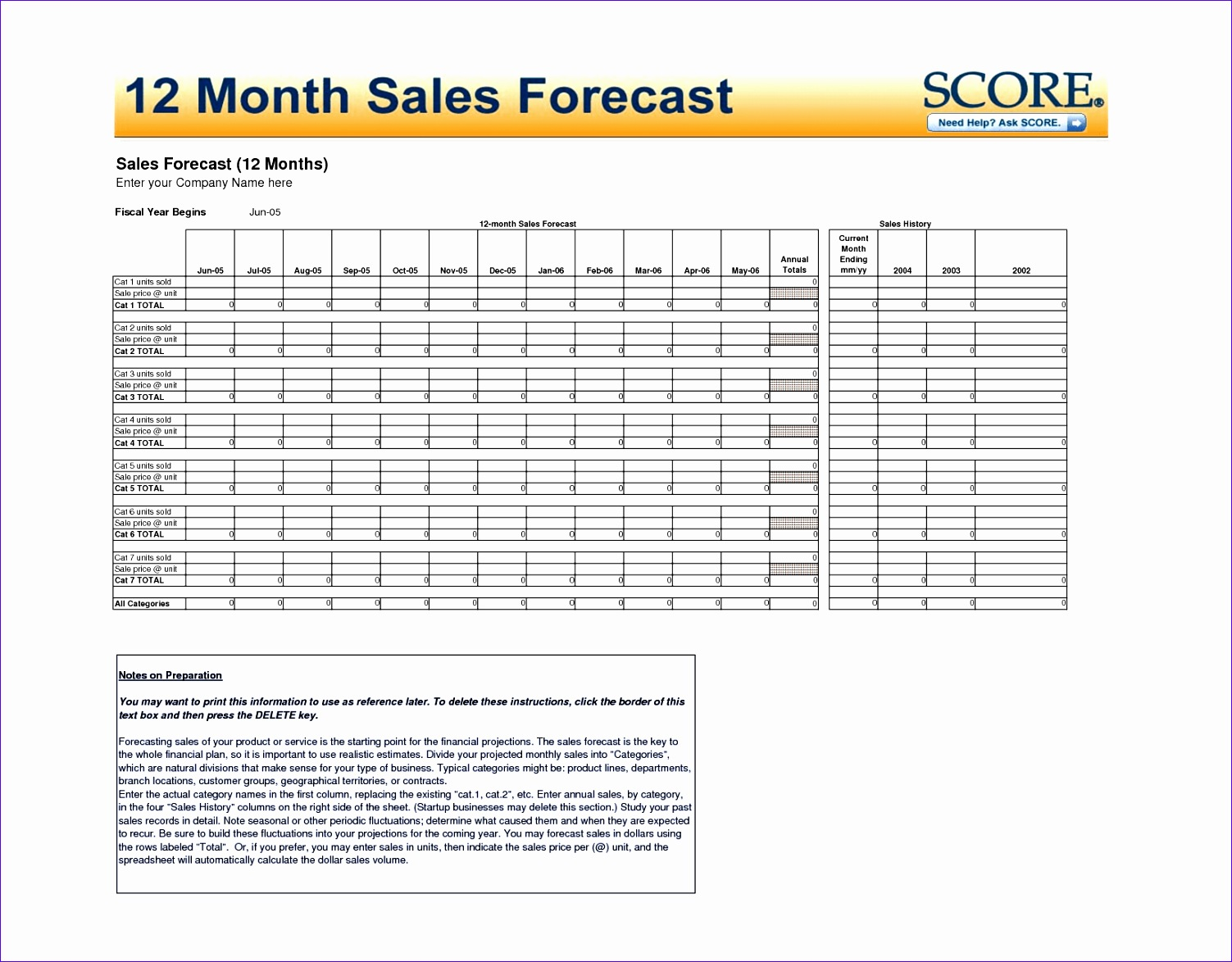 6 Sales Call Report Template Excel