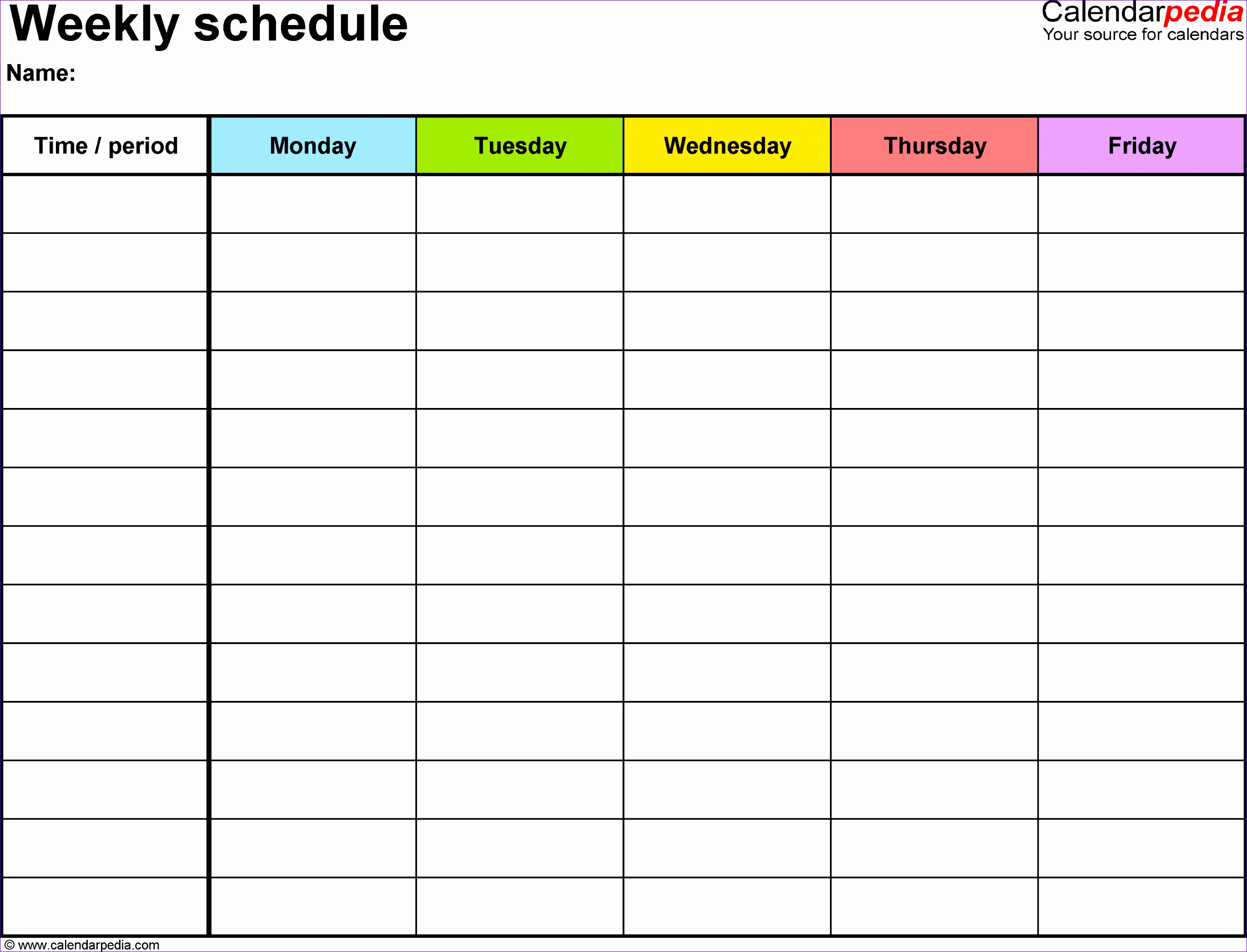 8 Semi Monthly Timesheet Template Excel