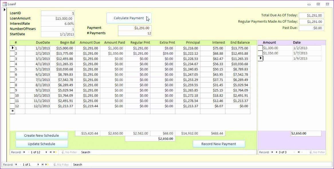 loan repayment excel