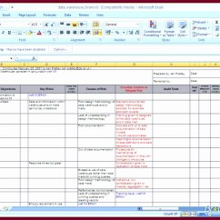 Risk Decision Tree Diagram Combination Waste And Vent 10 Template Excel - Exceltemplates