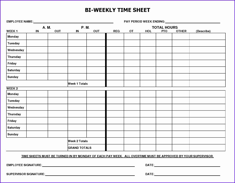Monthly Payroll Worksheet