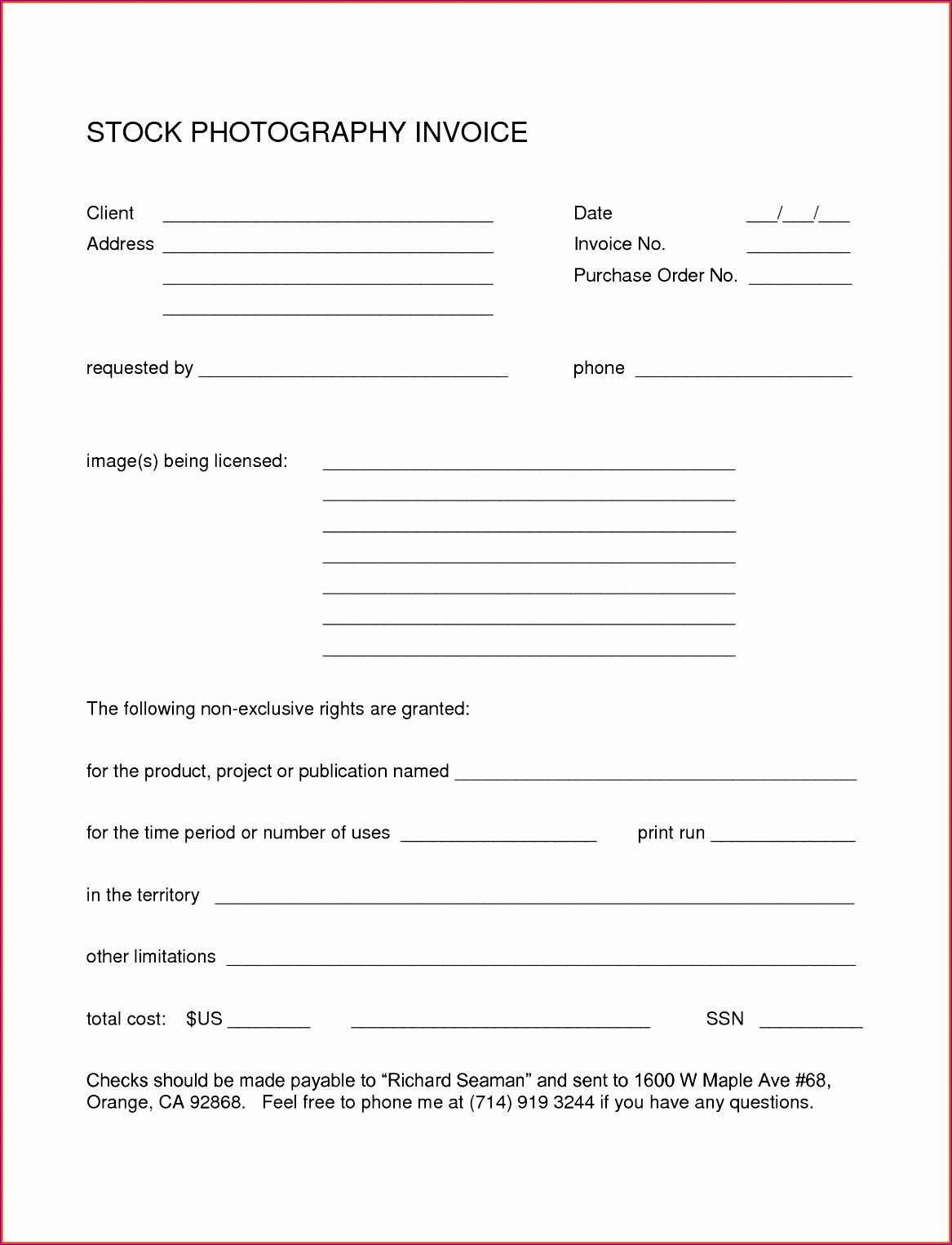 7 Excel Petty Cash Template