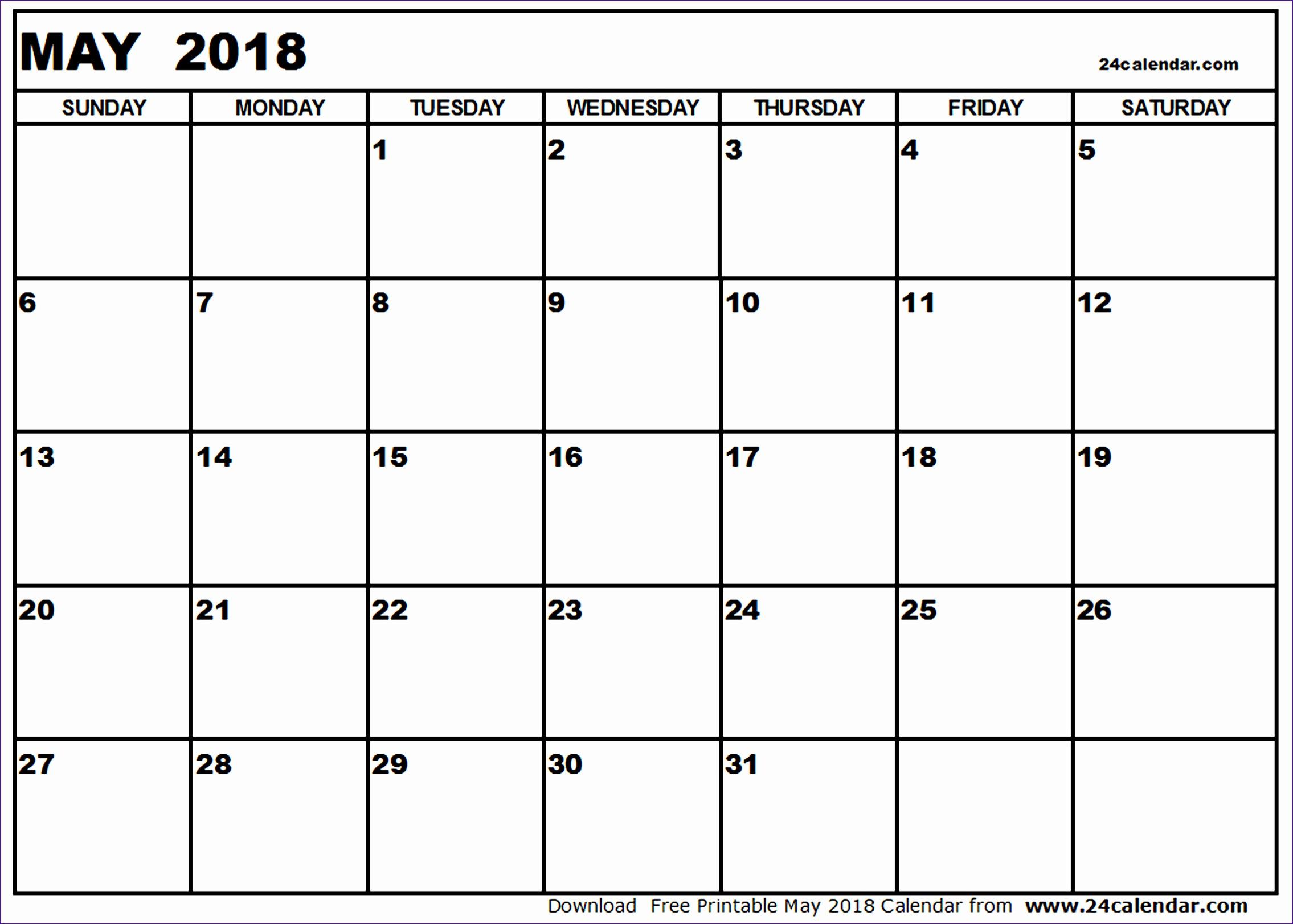 9 Excel Templates Calendar