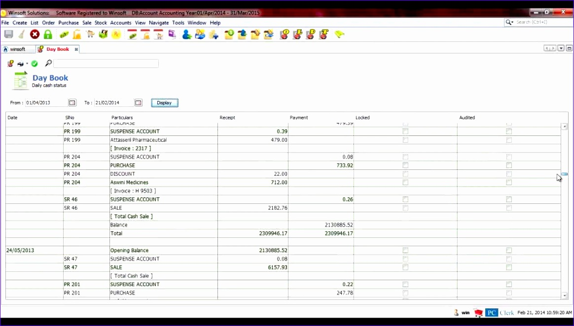 11 Excel Trial Balance Template  ExcelTemplates