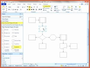 12 Flow Process Chart Template Excel  ExcelTemplates