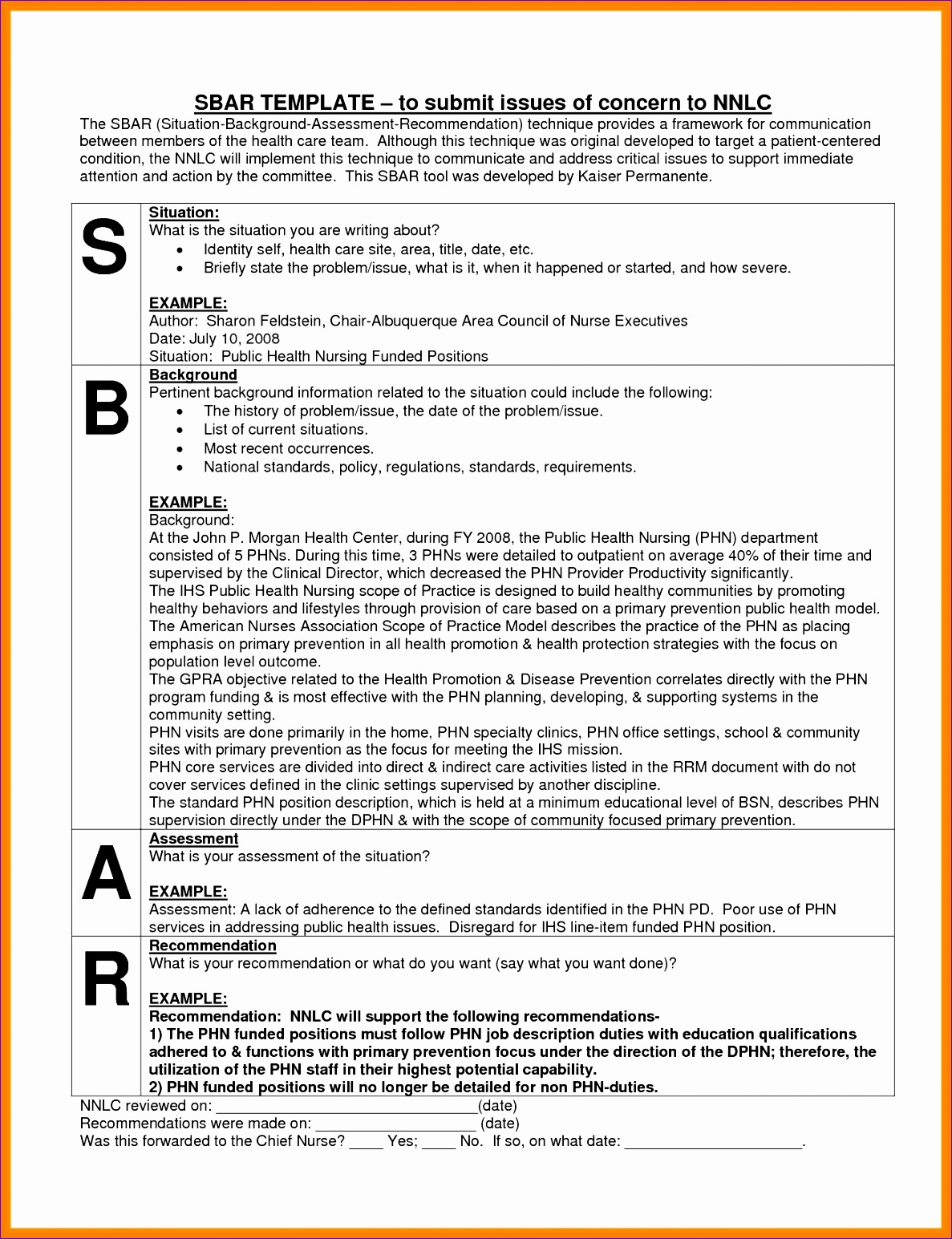 picture about Printable Sbar Template named Sbar Template Pdf - Resume Illustrations Resume Template