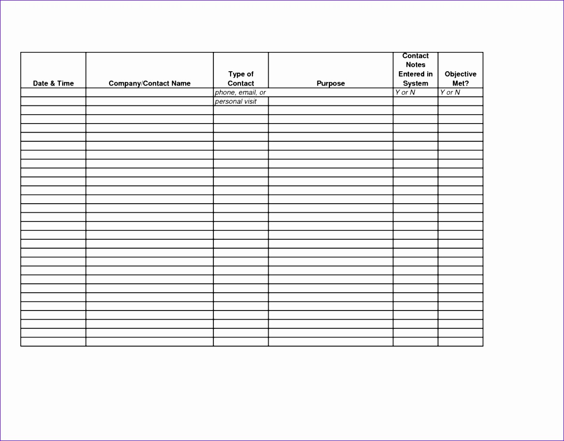 12 Microsoft Excel Monthly Budget Template