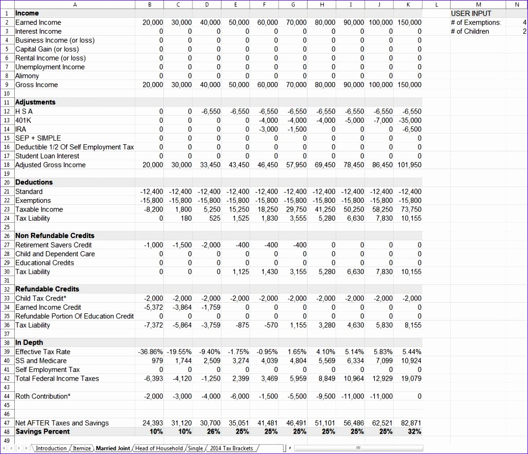 6 Mortgage Amortization Template Excel