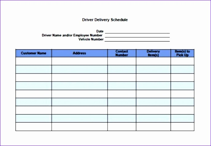 14 Production Schedule Excel Template ExcelTemplates
