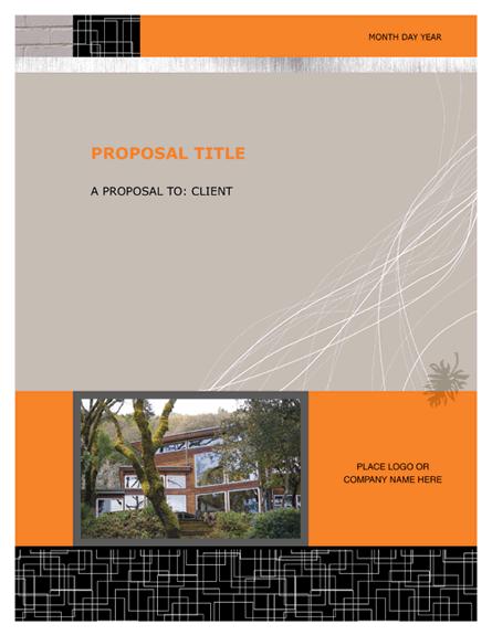 Construction Bid Proposal Template  Microsoft Excel Templates