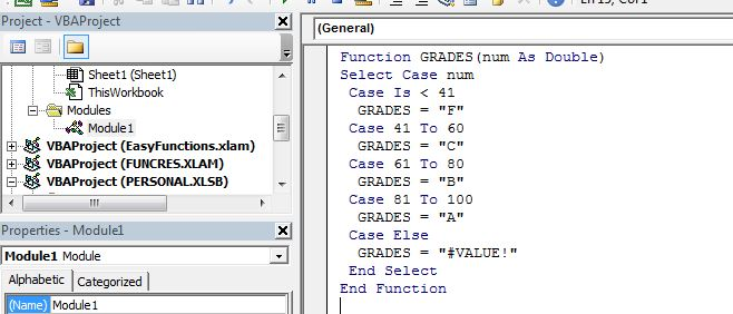 VBA Select Case: An Alternative of Multiple If Else If Statements