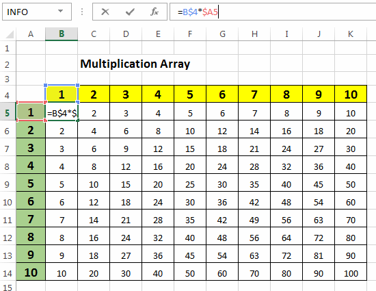 Absolute-Reference-Example-With-Correct-Results