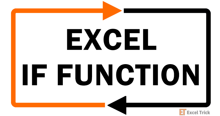 EXCEL-IF FUNCTION