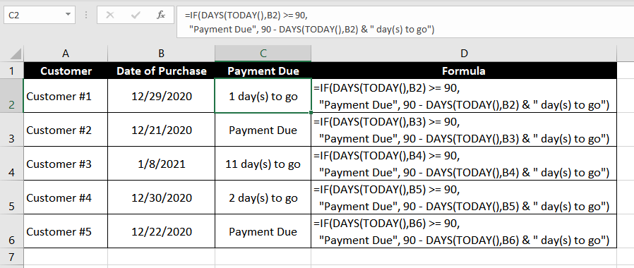 DAYS_Function_Excel_003(a)