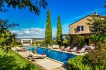Serenissima Tuscany Luxury Villas Rent Italy
