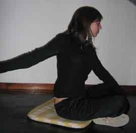 elongacion de brazos y espalda