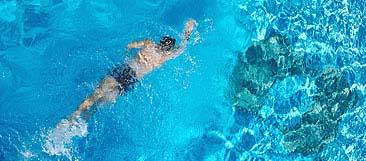 La natación ayuda a prevenir la fractura de cadera