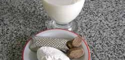 Salsa Blanca dietetica