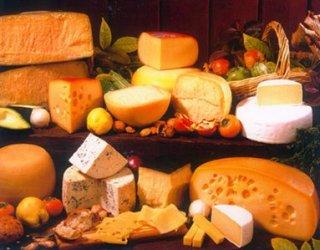 El queso ayuda a controlar el peso y cuidar la salud dental