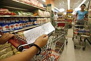 La importancia de leer las etiquetas de los alimentos